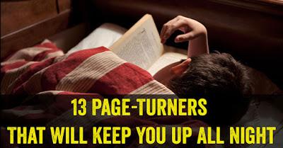 13-page-turners